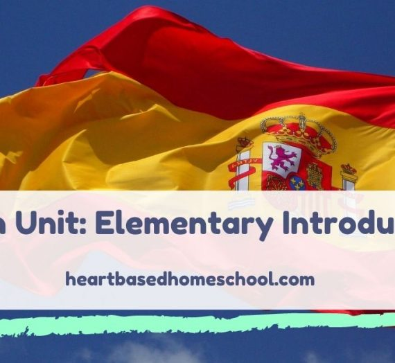 Spain Unit: Elementary Introduction